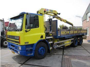 Mobile crane DAF 75CF320: picture 1