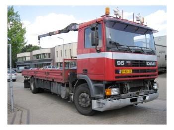 Mobile crane DAF 95-360 + kraan: picture 1