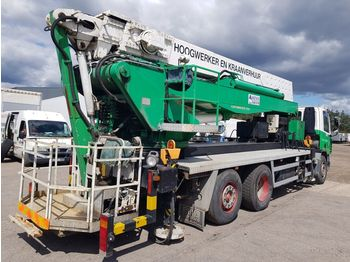 Mobile crane DAF AS75RC