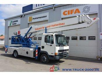Mobile crane DAF Klaas Montage-Dachdecker Kran 30,5m 1 to UVV neu