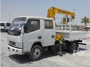 Mobile crane DONGFENG EQ1041DJ3BDF Crew Cab 4x2 w/2019 XCMG SQ3.2SK1Q