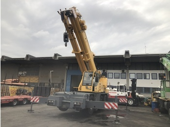 Mobile crane Demag AC40-1