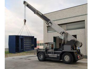 Mobile crane FIORENTINI F 338 I