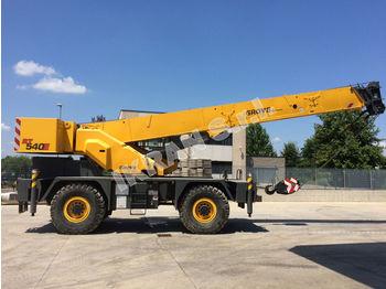 Mobile crane GROVE RT 540 E . 2