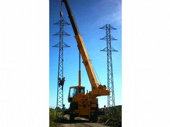 Grove AT 633 B - 30 tons - mobile crane
