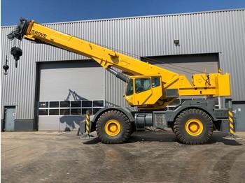 Mobile crane Grove RT700E Rough Terrain Crane