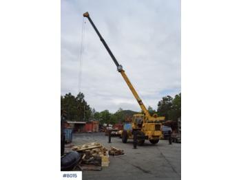 Grove RT-60S - mobile crane
