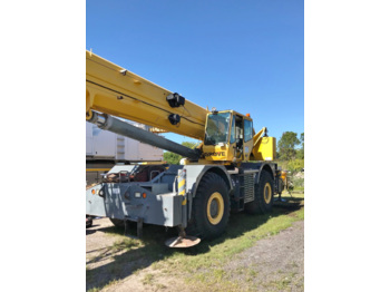 Mobile crane Grove RT-890E