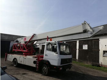 Klaas K28-34 - mobile crane