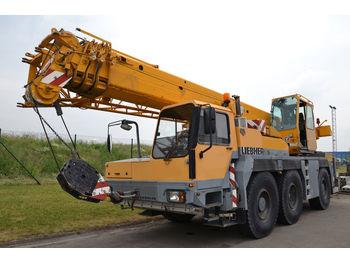 LIEBHERR LTM 1040/1 - mobile crane