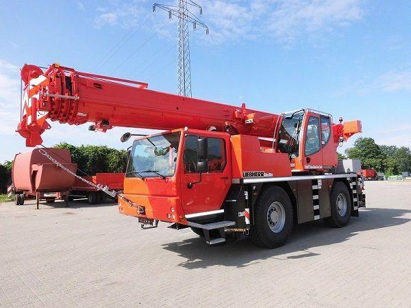 Mobile crane LIEBHERR LTM 1040-2 1 - Truck1 ID: 2224816