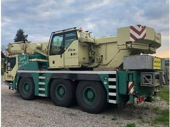 Liebherr LTM 1300 mobile crane from Italy for sale at Truck1