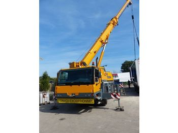 LIEBHERR LTM 1055-3.1 - mobile crane