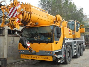 LIEBHERR LTM 1100-4.2 - mobile crane