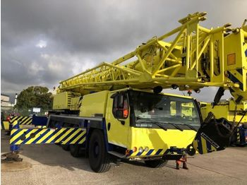 LIEBHERR LTM 1130-5.1 - mobile crane