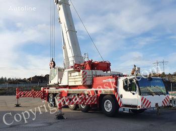 Mobile crane LIEBHERR LTM 1250-5.1
