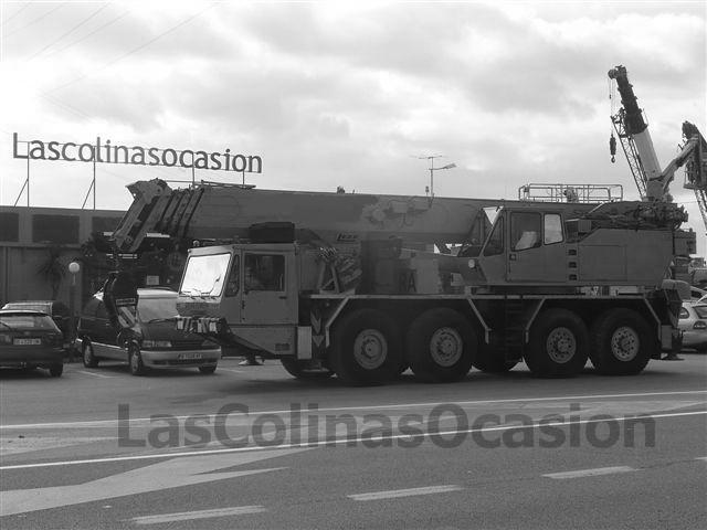 Groovy LUNA AT 70/38 mobile crane from Spain for sale at Truck1, ID: 958659 LY86