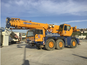 Mobile crane Liebherr LTM1050/1