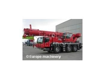 Liebherr LTM 1050-3.1 - mobile crane
