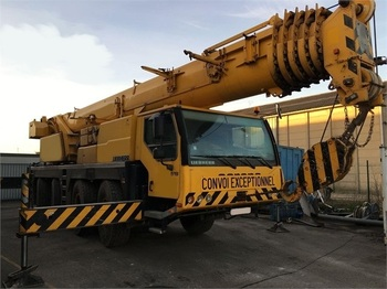 Mobile crane Liebherr LTM 1070-4.1