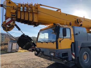 Mobile crane Liebherr LTM 1090-2