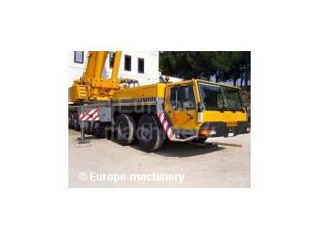 Liebherr LTM 1300 - mobile crane