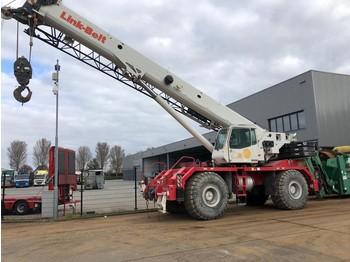 Mobile crane Link Belt RTC8090 90 Ton 4x4x4 Rough Terrain Crane