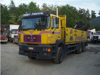 MAN 33 403 6x4 - mobile crane