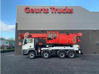 Mobile crane MAN TGS 41.480 8X4 SENNEBOGEN HPC 40 KRAN/KRAAN/CRAN: picture 1