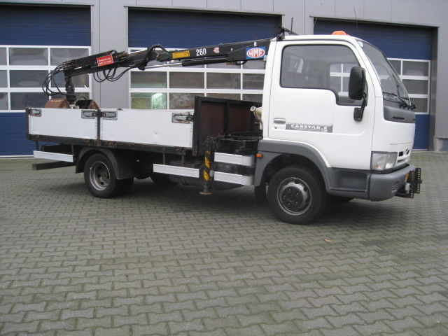 Forestry Truck For Sale ... hydr mobile crane from Netherlands for sale at Truck1, ID: 609327