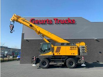 Mobile crane Sennebogen 683M 80 TON CRANE/KRAN/KAAN/GRUA