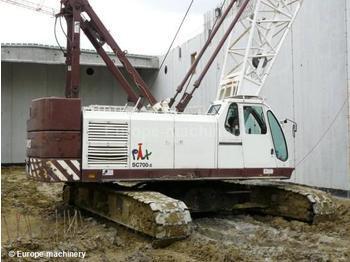 Sumitomo SC700-5   SC070-3000 - mobile crane