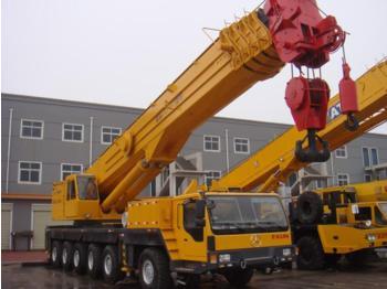 TADANO TADANO 200 tones MERSEDES -FAUN - mobile crane