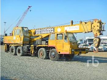 Mobile crane TADANO TL250M 25 Ton 8x4x4