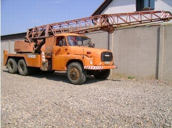 TATRA 148 AB 063.2 6x6 - mobile crane