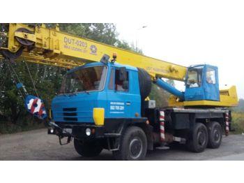 Mobile crane TATRA 20T DUT 0203
