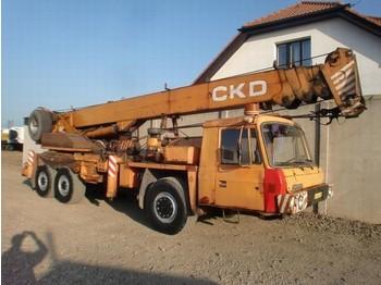 TATRA T815 AD28jeráb - mobile crane
