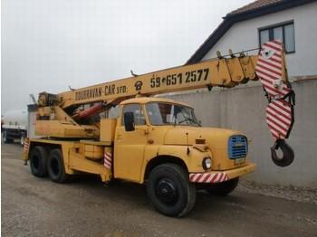 TATRA T 148-2 AD20 - mobile crane