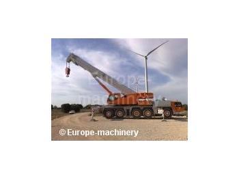 Tadano Faun ATF 160 - mobile crane