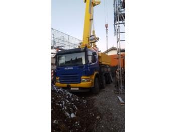 Tadano Faun HK 40 - mobile crane