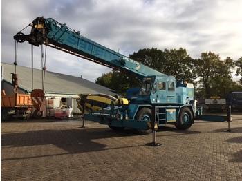 Mobile crane Tadano-Faun TR300 EX 4x4x4 All-terrain crane