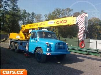 Tatra 148 AD 16 - mobile crane