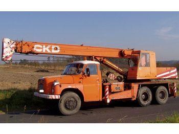 Tatra 148 AD 16 (SPZ - mobile crane