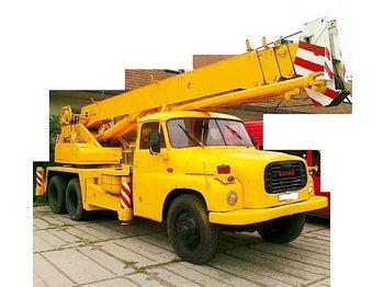 Tatra 148 AD 20 - mobile crane