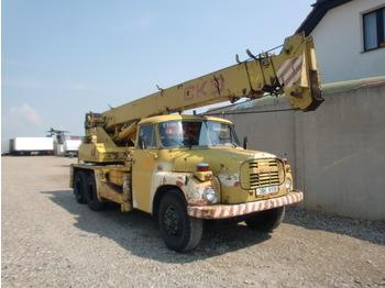 Tatra 148 AD 20 6x6 - mobile crane