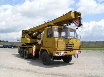 Tatra 815 AD20 6x6 , - mobile crane