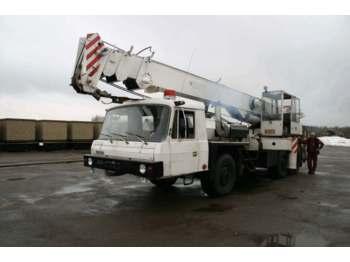 Tatra CKD AD28 - mobile crane