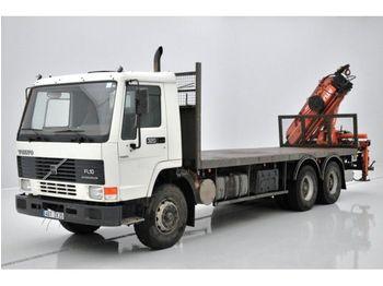 Volvo FL 10.320 - 6X4 + ATLAS 14TM - mobile crane