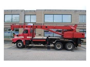 Volvo N12 TADANO CRANE - mobile crane