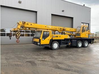 XCMG QY16K 16 Ton 6x4 Hydraulic Crane Truck - mobile crane